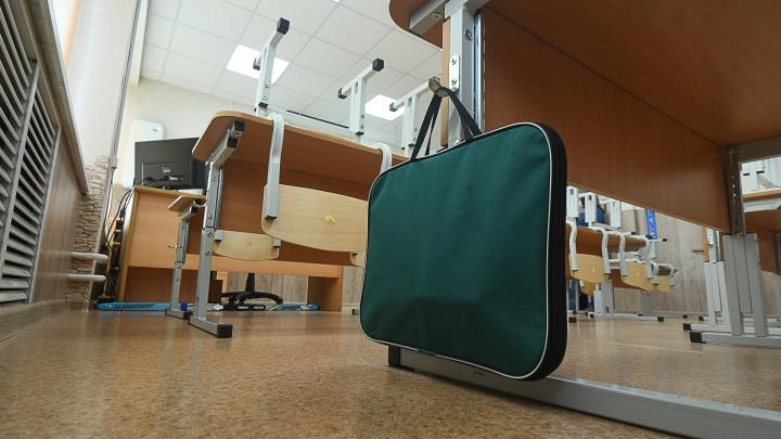 Свердловские власти предложили продлить учебный год до конца июня