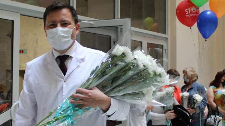 Главврач РКБ Куватова раскрыл правду о количестве тяжелых пациентов в COVID-госпитале