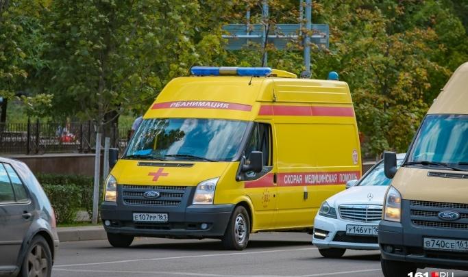 В Ростовской области годовалая девочка наглоталась бензина. Врачи не спасли её