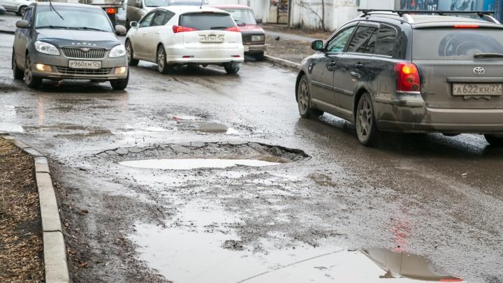 Во время самоизоляции и отсутствия пробок дорожники приступили к ремонту улиц 9 Мая и Судостроительной