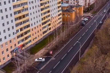 Так выглядит улица Дагестанская сейчас