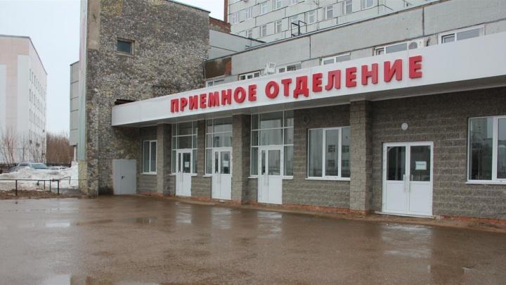 Приемный покой больницы скорой помощи в Уфе заработал в прежнем режиме