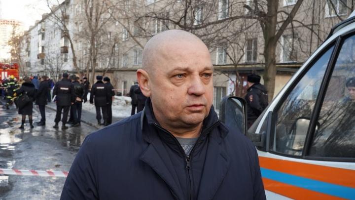 Глава Свердловского района Перми заболел коронавирусной инфекцией