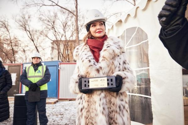 Коммерческий директор «Атлас Девелопмента» Анна Городенкер<br>