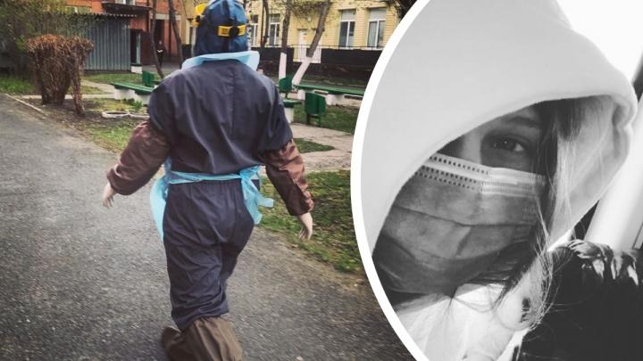 «Больница показалась тюрьмой»: тюменка рассказала о лечении коронавирусных пациентов в инфекционке