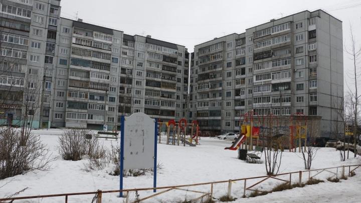 Площадку у детской поликлиники № 4 в Архангельске благоустроят за 2,9 миллиона рублей