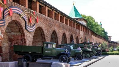 Нижний Новгород стал Городом трудовой доблести