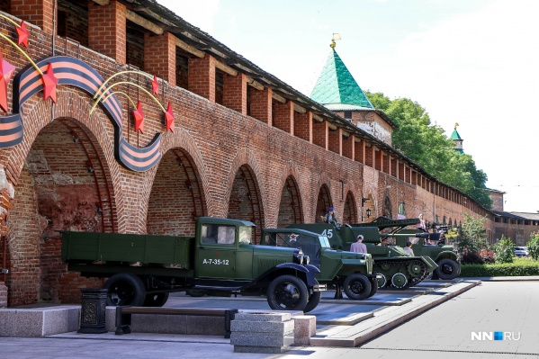 Нижний Новгород внёс неоценимый вклад в победу в Великой Отечественной войне