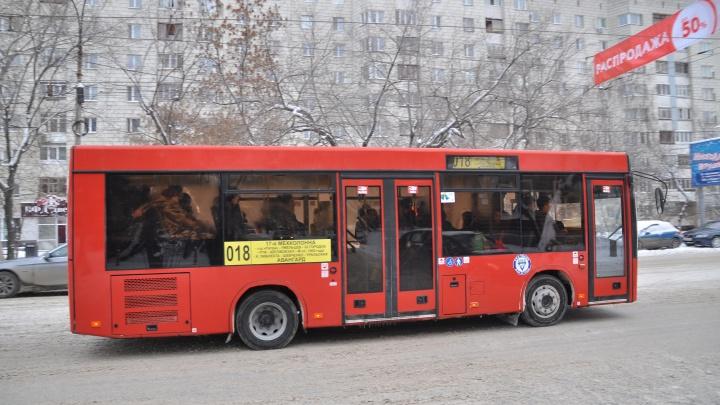В Екатеринбурге изменят нумерацию общественного транспорта