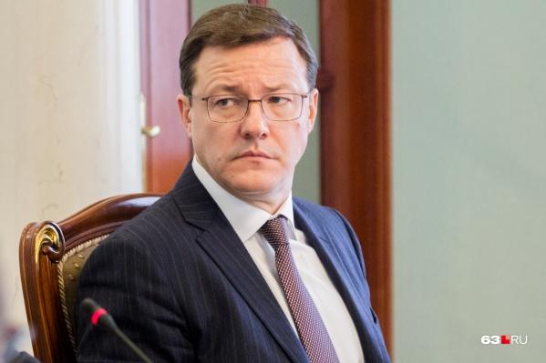 Глава региона принял решение по рекомендации Роспотребнадзора