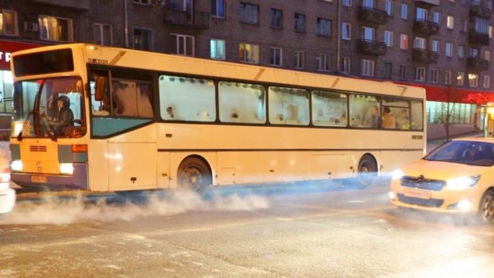 Маршрут №63 в Академгородке продлили на одну остановку