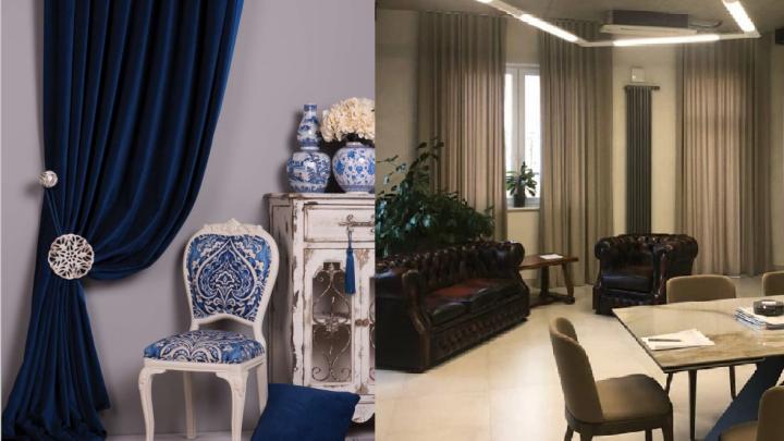 От классических до электроуправляемых: в Самаре можно заказать любые шторы в одном салоне