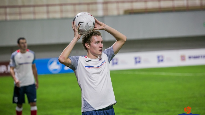 «Иртыш» проиграл в напряжённом матче с калининградской «Балтикой»