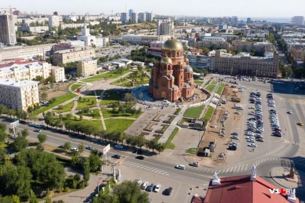 Архитектор Алексей Лисин расскажет о проекте Александровского сквера