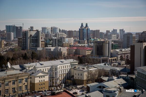 Центр Новосибирска перестроен, конечно, кардинально, и догадаться, что было на месте того или другого дома, сложно
