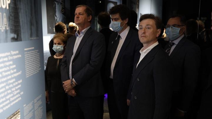 Сергея Безрукова пригласили на открытие выставки о «разведчике № 1» Николае Кузнецове в Екатеринбурге