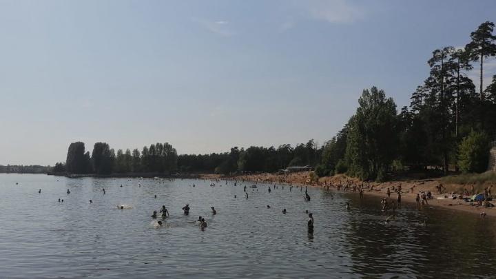 В Самарской области спасли пловца, который вывихнул плечо