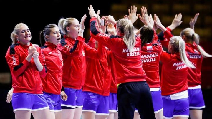 Гандболистки «Ростов-Дона» помогли сборной России пройти первый этап чемпионата Европы без поражений