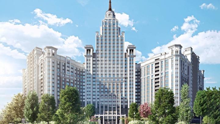Началось строительство и продажи квартир в 5-й очереди ЖК «Квартал Федерация»