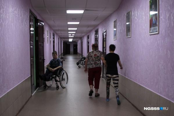 ВоспитанникиКировского детского дома-интерната называли Сергея Баклаева «папой»