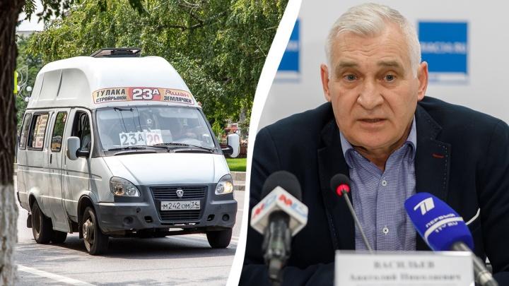 Без маршруток и дачных автобусов: как будет работать общественный транспорт Волгограда