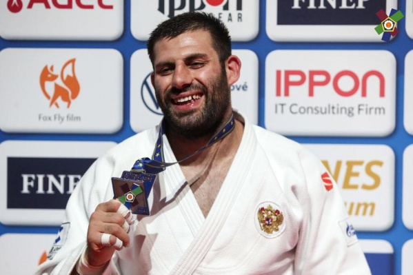 Волгоградец стал вторым на чемпионате Европы в Чехии