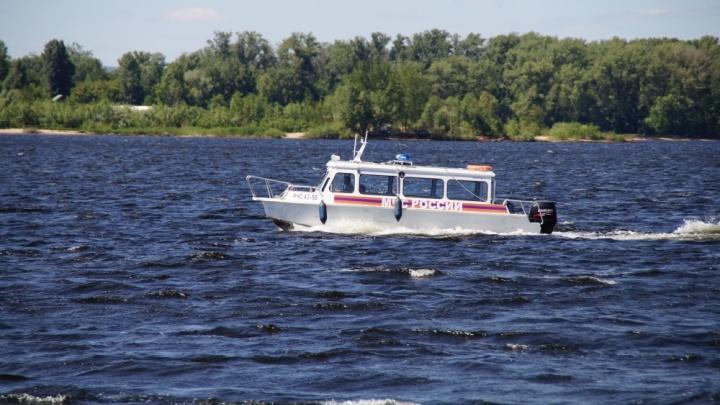 В Самарской области рыбак пропал после ЧП на Волге