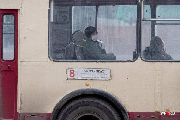 Транспортники вынужденно сократили время работы трамваев и троллейбусов во время действия режима повышенной готовности