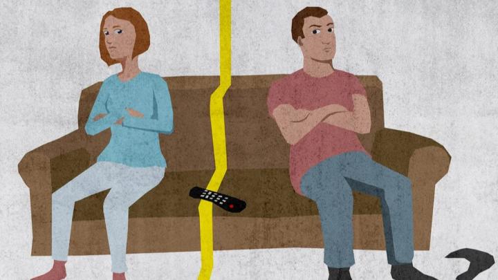 «Муж привел домой Оксану»: как живут пары, которые развелись, но не разъехались (и снова влюбились)