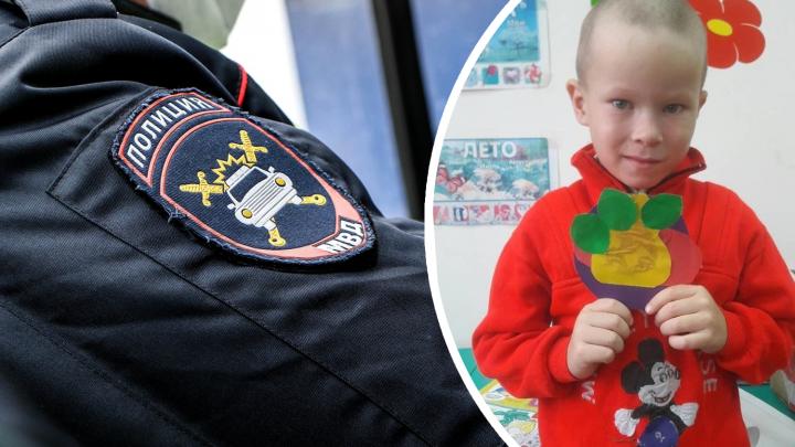 В Нижегородской области ищут 8-летнего Диму Злобина