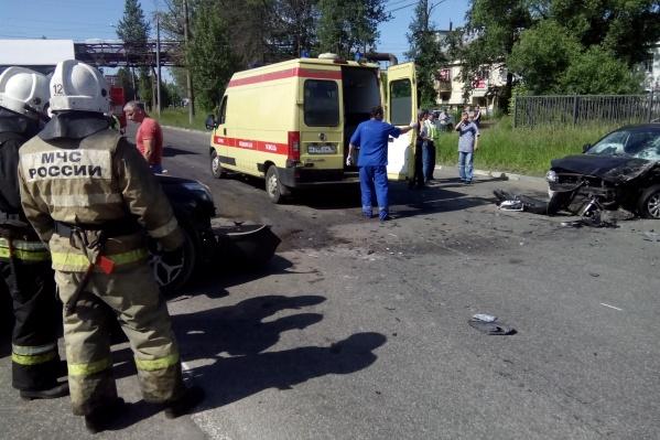 В полиции уточняют информацию о пострадавших в ДТП