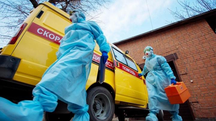 Тюменских медиков отправляют в Красноярский край для борьбы с COVID-19