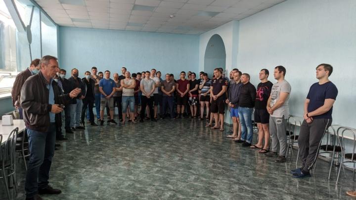 «Это превентивная мера»: на волгодонской АЭС объяснили, почему сотрудников отправили на изоляцию