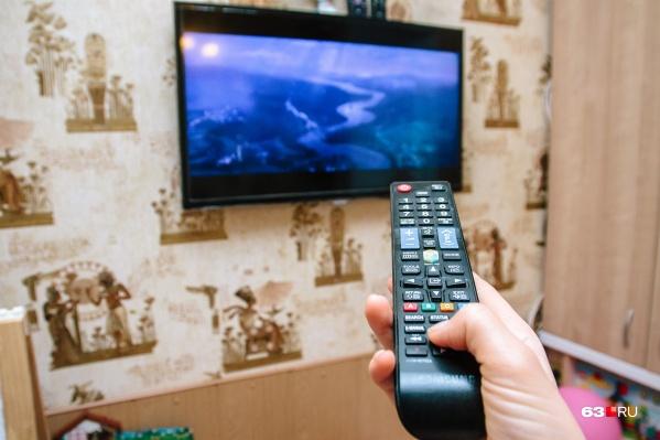 Кто-то теперь сможет скрасить досуг за просмотром TV