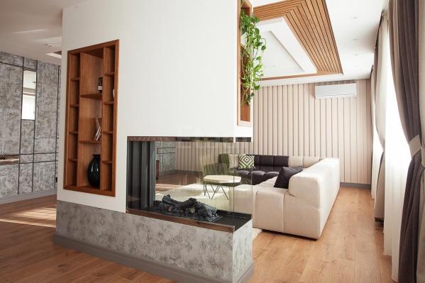 Посмотрите, как выглядит квартира, которая может стать вашей за 14 миллионов рублей