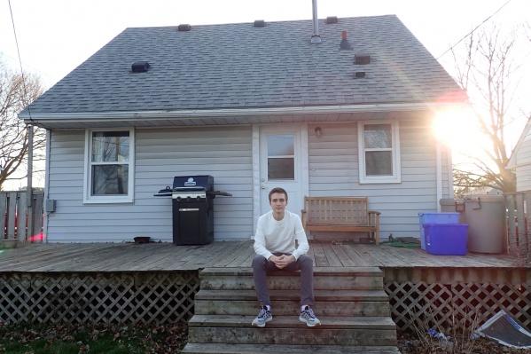 Игорь Шептун уже два года учится в Канаде
