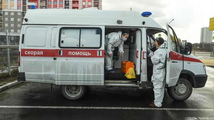 В Нижегородской области выявили 228 новых случаев заражения COVID-19