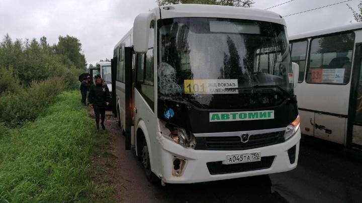 «Пазики носятся как ошалелые»: в Рыбинске рейсовый автобус задавил велосипедиста
