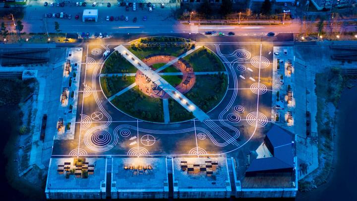 Дивногорская набережная обошла столичные парки в престижном конкурсе дизайна