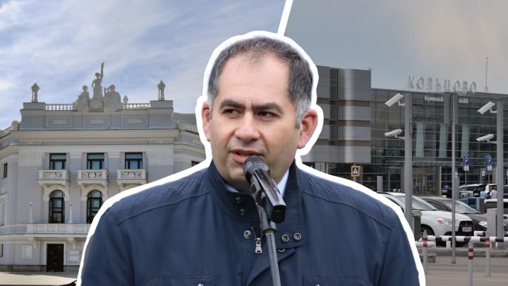 Глава Октябрьского района рассказал, когда начнется ремонт у «Калины» и что построят на месте гимназии № 40