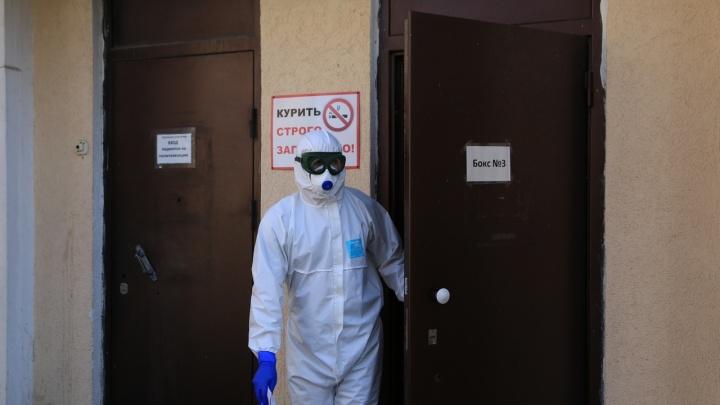 Куда в Новосибирске свозят больных коронавирусом — показываем на карте 10 «горячих точек»