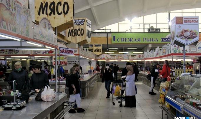 Прокуратура нашла на Центральном рынке работающих продавцов — директора заставили за ними следить