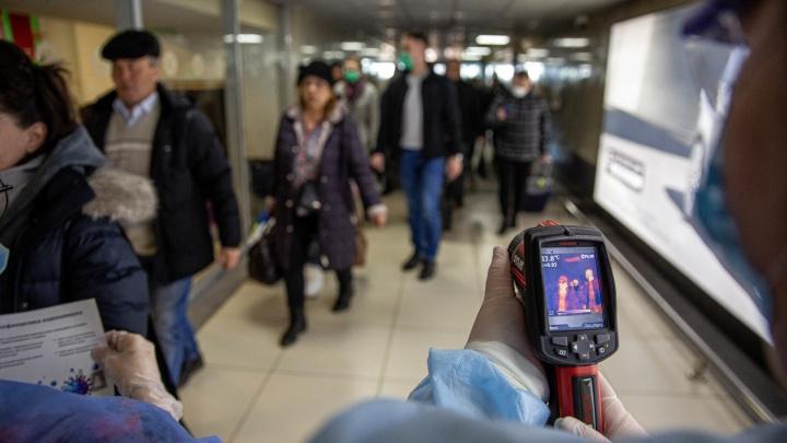 Ночью в Новосибирск прибудет рейс с туристами из Берлина