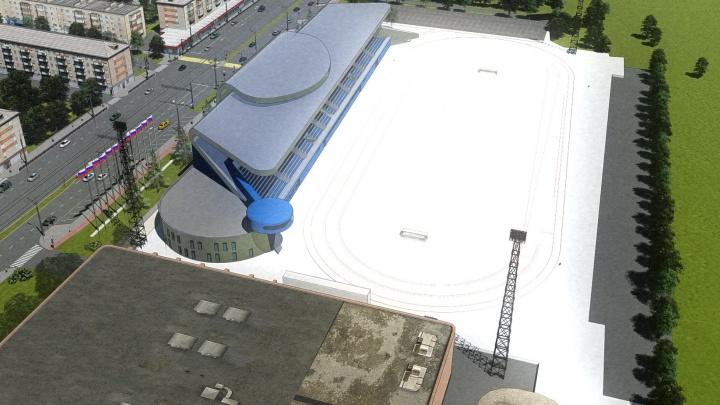 В Перми на разработку проекта реконструкции стадиона «Юность» и ДС «Орленок» выделяют более 38 миллионов рублей