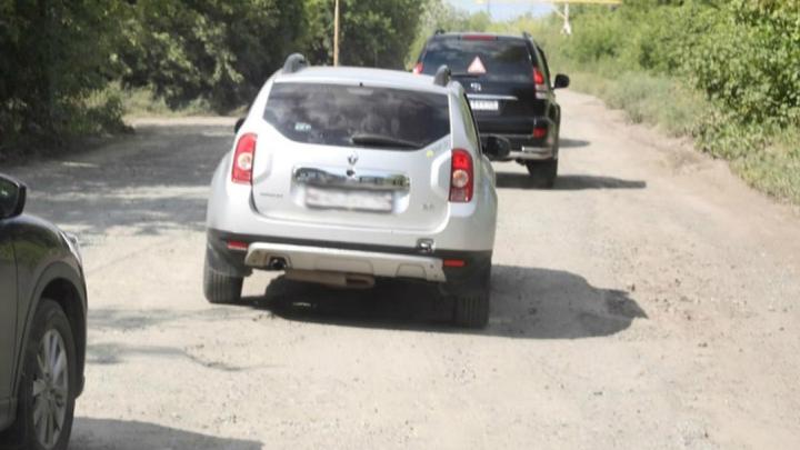 В Кургане заключен контракт на ремонт дороги стоимостью 300 миллионов рублей
