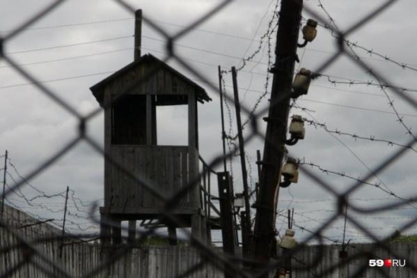 В колонии в январе умер один из осужденных