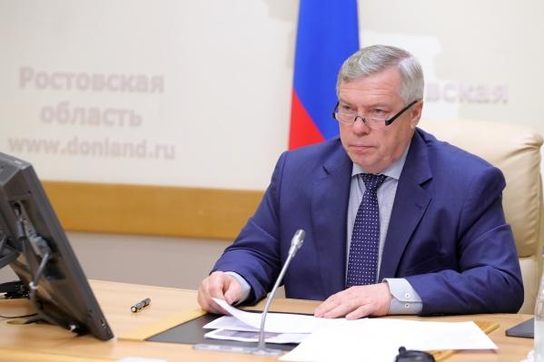Голубев подчеркнул, что заболеваемость в регионе остается высокой