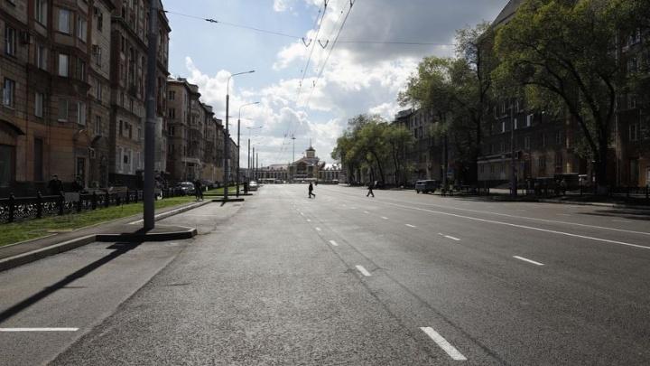 В Новокузнецке ко Дню шахтера пафосно открыли проспект Металлургов. Теперь там нашли кучу нарушений