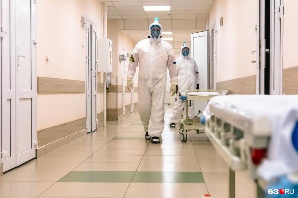 У двух пациентов были заболевания сердечно-сосудистой системы, у одного — хроническое заболевание легких