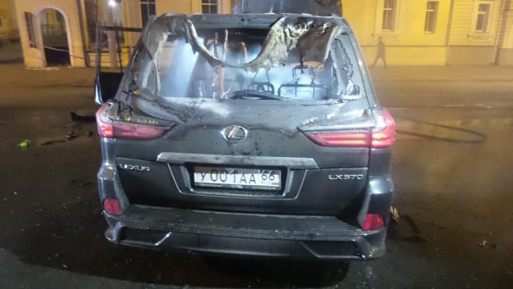 Водителя Lexus, устроившего смертельное ДТП на Розы Люксембург, могут отправить в СИЗО
